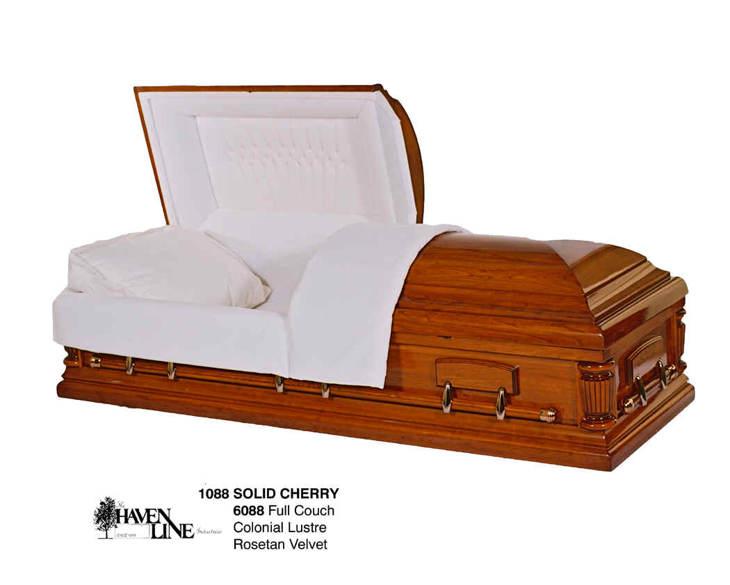 Wood Caskets – Scotchlas Funeral Home Personalized Services ...
